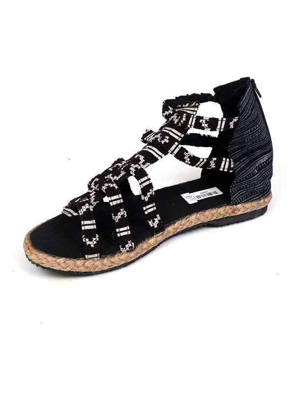 Sandalia bota Hmong estilo romana [ZNN07] para comprar al por Mayor o Detalle en la categoría de Sandalias y Zuecos