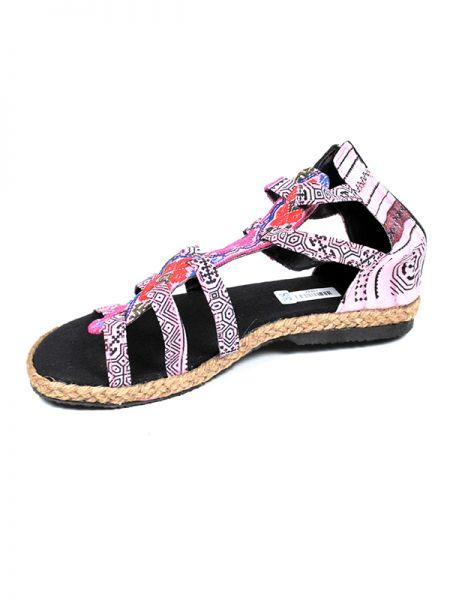 Sandalias Zapatos Zuecos - Sandalia bota romana étnica [ZNN07] para comprar al por mayor o detalle  en la categoría de Sandalias Hippies Étnicas.