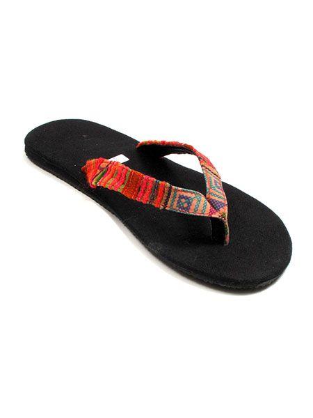 Sandalia flip flop étnica - Comprar al Mayor o Detalle