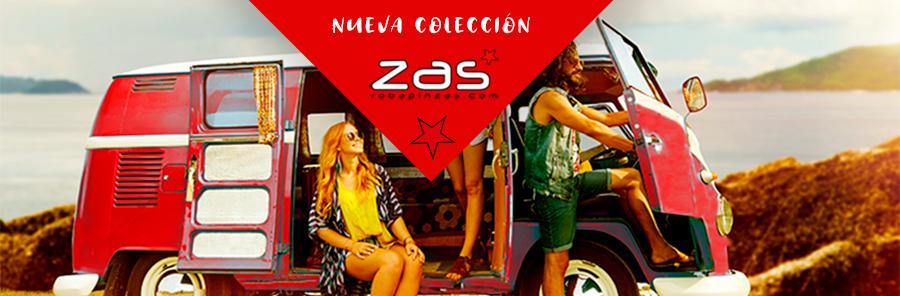 Ropa Hippie y alternativa. ZAS - Novedades de la tienda online