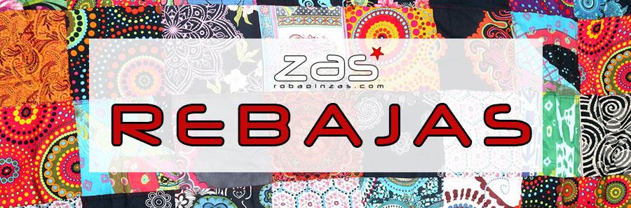 Ropa Hippie y alternativa Accesorios y complementos ZAS - REBAJAS en Tienda Online