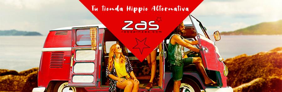 Ropa Hippie y alternativa Accesorios y complementos ZAS - Tienda Online
