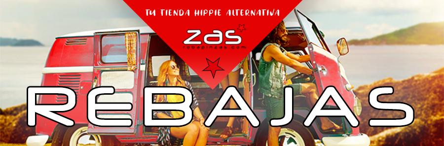 ZAS Tienda Hippie Online. Ropa Hippie Bonita y Original