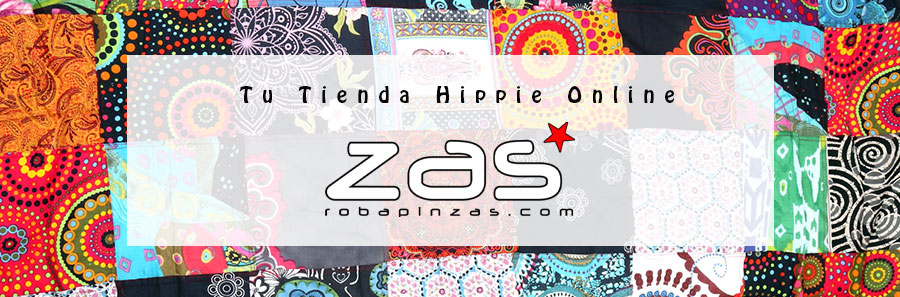 Hippie and alternative clothing Online SALES at ZAS your online hippie store