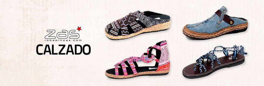 Calzado Hippie para Hombre y Mujer | ZAS Tienda Hippie