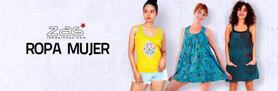 Vêtements pour femmes Hippie | Magasin alternatif ZAS