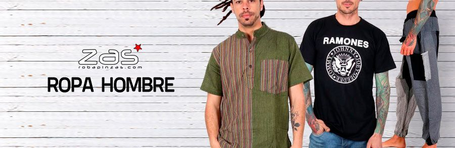 Hippie and Alternative Clothing for Men | ZAS Hippie Store