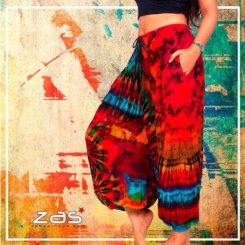 pantalones Hippies de Mujer