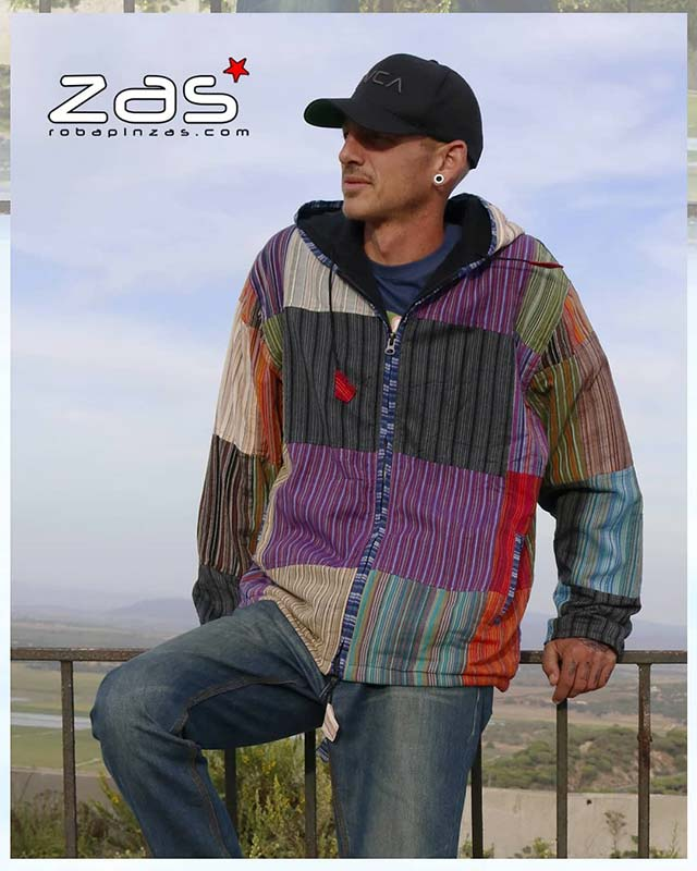 Hippie-Sweatshirts für Männer