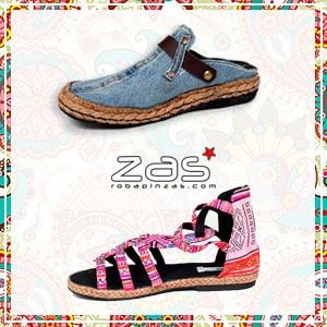 Hippie Footwear for Men and Women | ZAS Hippie Shop to buy wholesale or detail