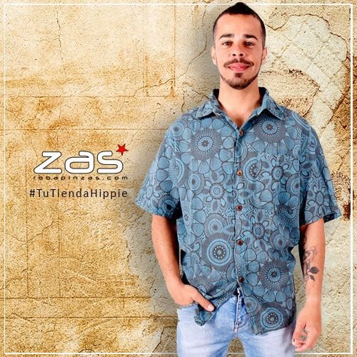 Hippie and Alternative Clothing for Men | ZAS Hippie Shop to buy wholesale or detail