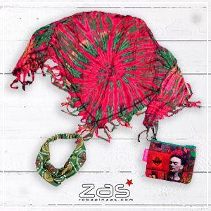 Accesorios de Moda Hippie Bohemia | ZAS para comprar al por mayor o detalle