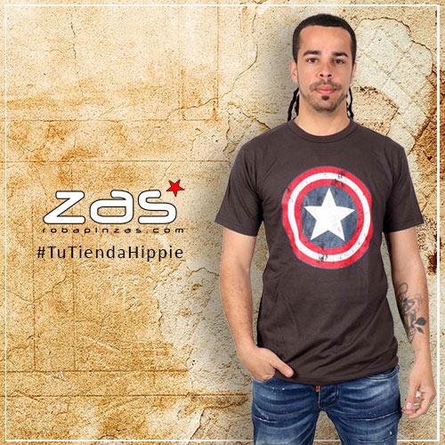 Camisetas Alternativas y de estilo Hippie para Hombre