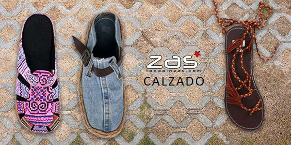 Sandalias Hippies | ZAS ★ Calzado Hippie y Alternativo para comprar al por mayor o detalle