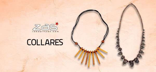 Hippies Necklaces | ZAS Hippie Shop to buy wholesale or detail