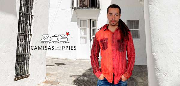 Long Sleeve Shirts | ZAS. Buy original hippie clothing and accessories