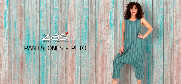 Hippies Jumpsuits and Overalls - Long dresses | ZAS Online Store to buy wholesale or detail