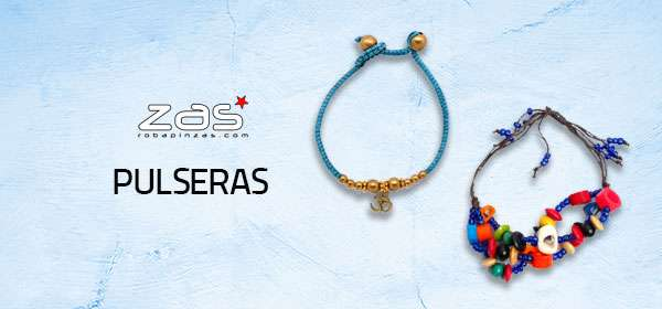 Ethnic Hippie Bracelets | ZAS Hippie Store. Buy original hippie clothing and accessories