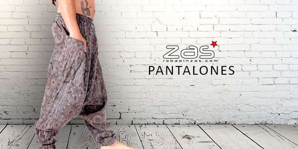 Hippie Pants for Men | ZAS to buy wholesale or detail