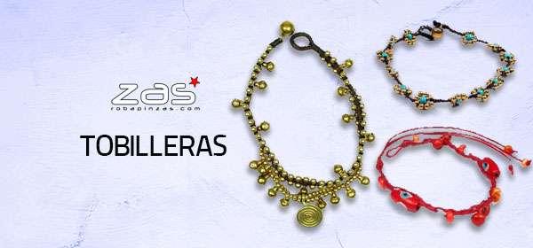 Bracelets de cheville hippies ethniques | ZAS Hippie Store pour acheter en gros ou en détail