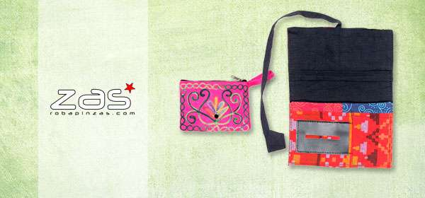 Hippies Wallets and Purses | ZAS Hippie Shop to buy wholesale or detail