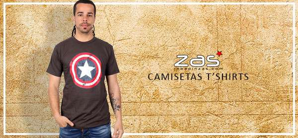 Original T-shirts for Men | ZAS to buy wholesale or detail