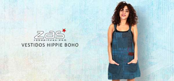 Hippie Boho Summer Dresses | ZAS Hippie Store to buy wholesale or detail
