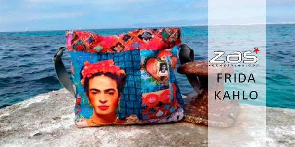 Bolsos y Monederos de Frida Kahlo | ZAS para comprar al por mayor o detalle